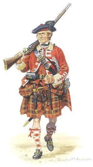 78th (Highland) Regiment of Foot